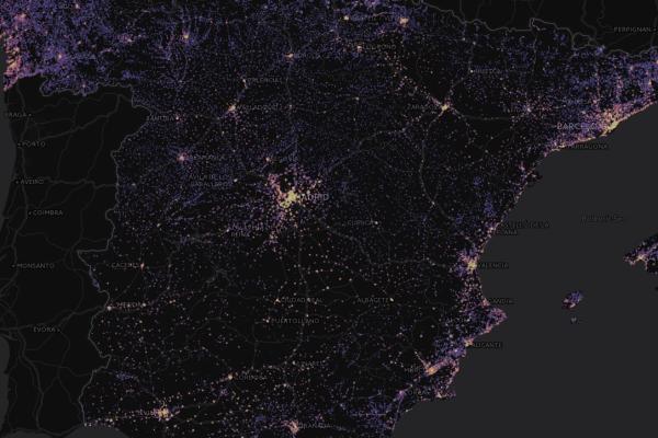 Power demand in Spain